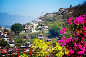 View of Romantic Zone in Alta Vista Puerto Vallarta