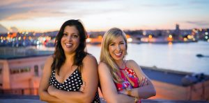 Kori and Marissa founders of Rise and Rove