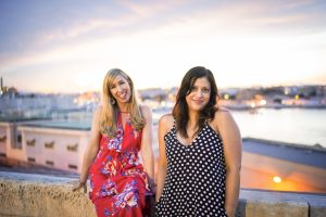 Kori Walters and Marissa Liesenfelt, Founders of Rise and Rove