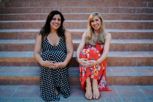 Kori Walters and Marissa Liesenfelt Founders of Rise and Rove