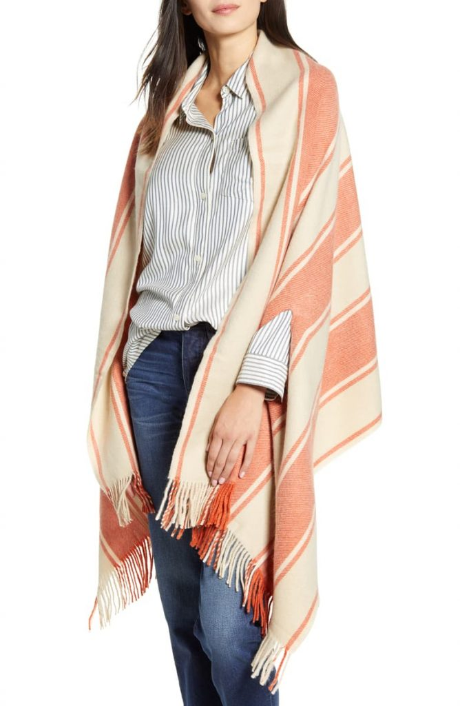 Madewell Travel Scarf